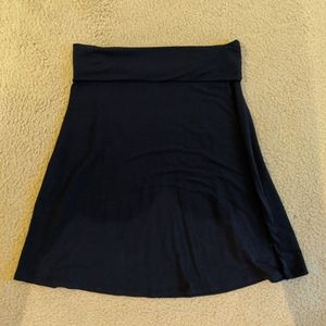 Old Navy Mid Length Stretchy Skirt